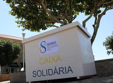 """""""Caixa Solidária"""" chegou a Celorico da Beira e todos podem ajudar"""