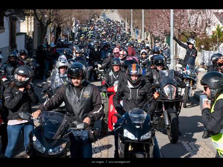 Moto Clube Bonelli Foz Côa Riders promove a Rota das Amendoeiras em Flor 2020 no dia 23 de fevereiro