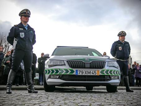 GNR da Guarda intensifica o patrulhamento na A25, A23, IP2 e nos acessos a Espanha e S. da Estrela