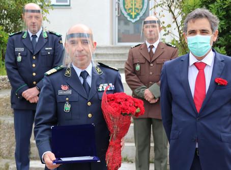 """Câmara da Guarda celebrou o 25 de abril com homenagem aos """"Heróis dos Nossos Dias"""""""