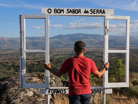 Janela do Talegre - Uma vista mágica para a Serra da Estrela