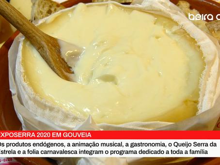 ExpoSerra 2020 em Gouveia - Uma mostra de produtos endógenos da Serra da Estrela