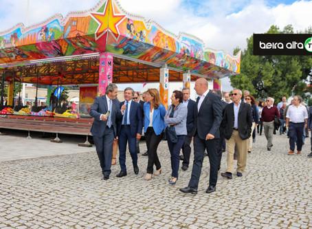 Feira de São Bartolomeu em Trancoso cancelada devido à pandemia COVID-19