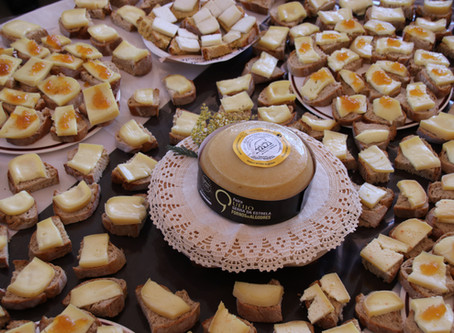 Fornos de Algodres cheio de sabor na Feira do Queijo Serra da Estrela