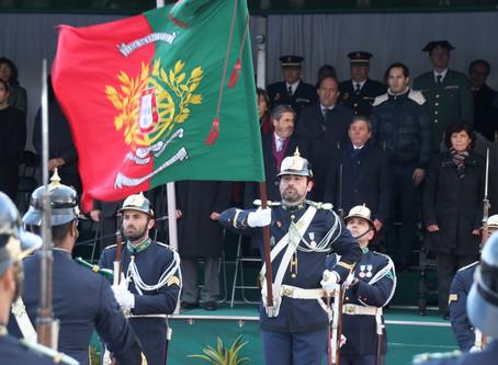 Comando Territorial da GNR da Guarda comemora Dia da Unidade na cidade do Sabugal a 1 de dezembro