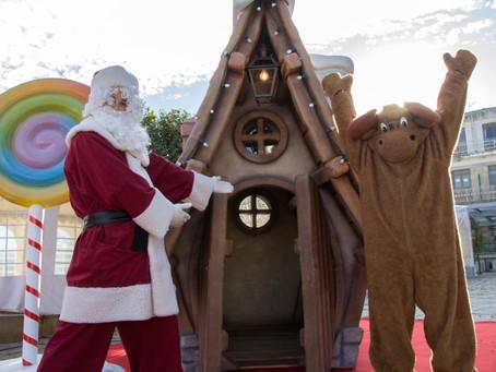 A magia do Natal chegou a Celorico da Beira