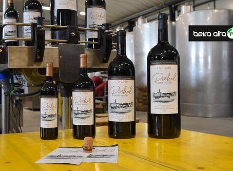 """Vinho """"Pinhel Cidade Falcão 1770 - 2020"""" vai ser apresentado a 25 de julho"""