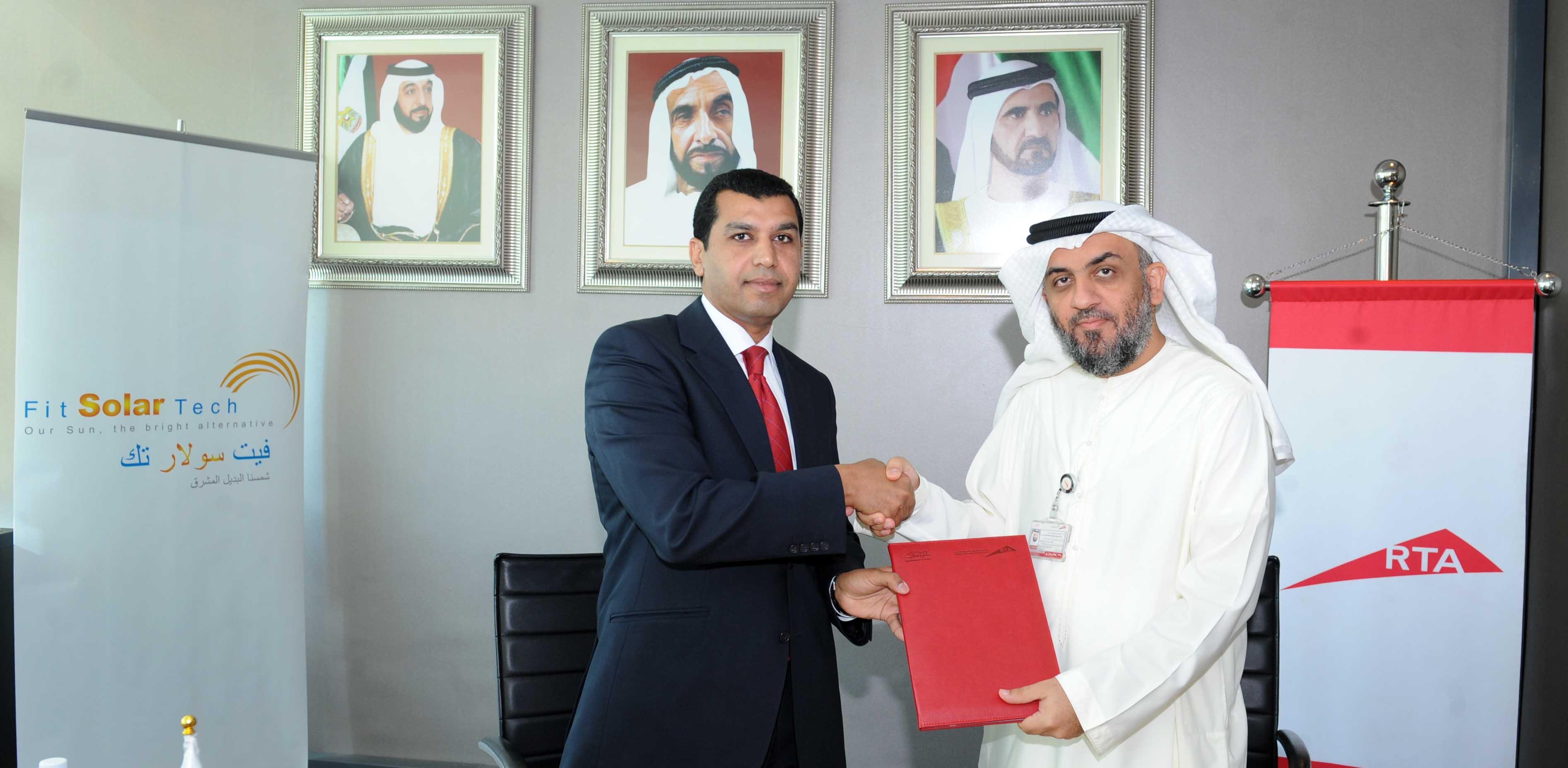 SLA agreement Signture