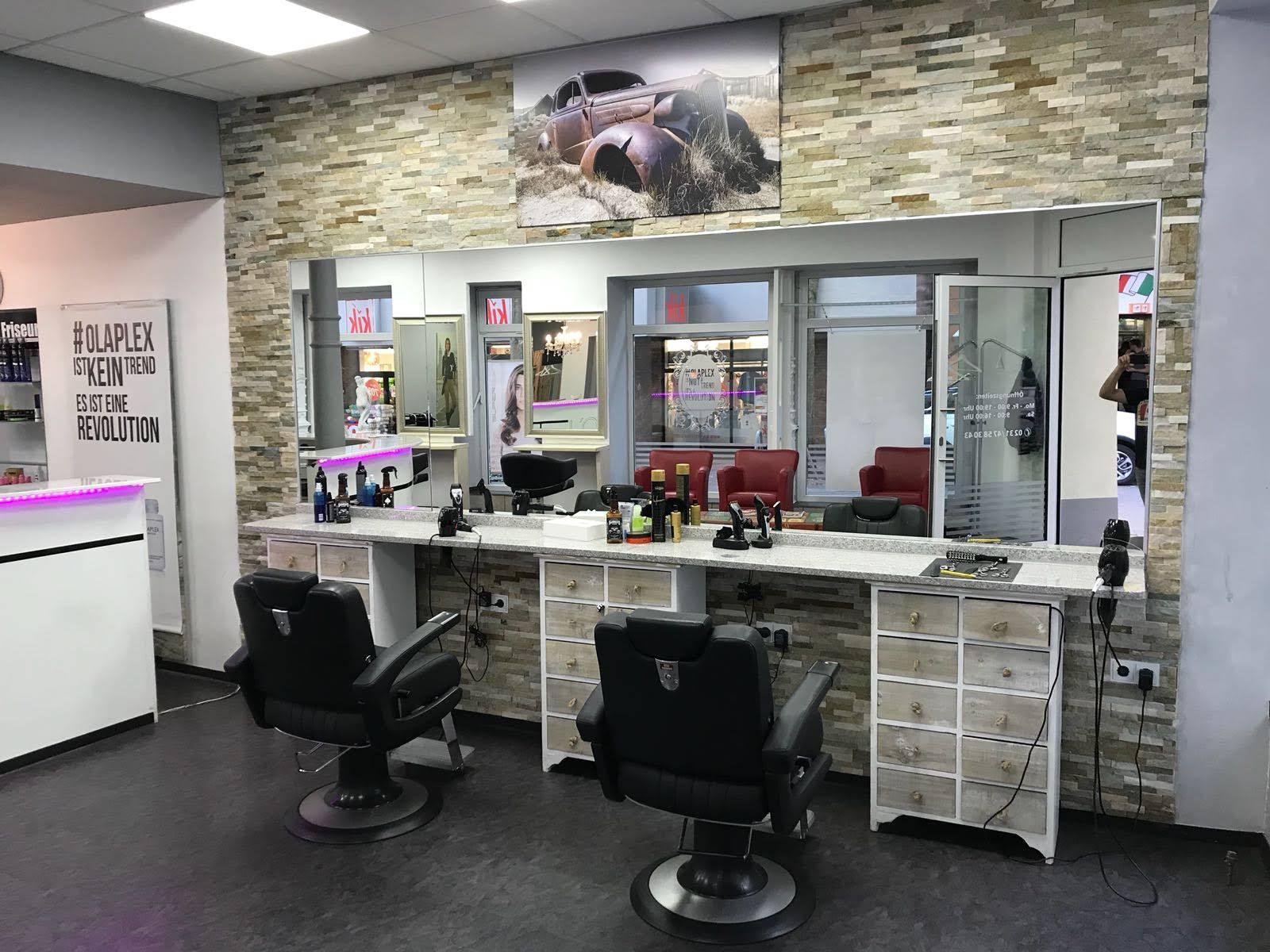 Del Der Friseur Dortmund Horde Der Salon