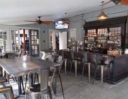 The Patio Bar - Indoor/Outdoor Venue