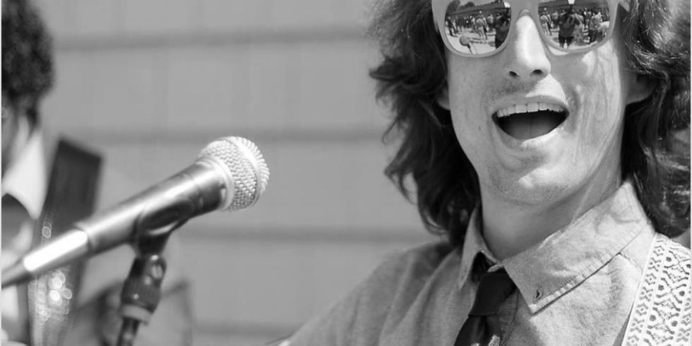 Live Music on the Patio: Jonny Chapman