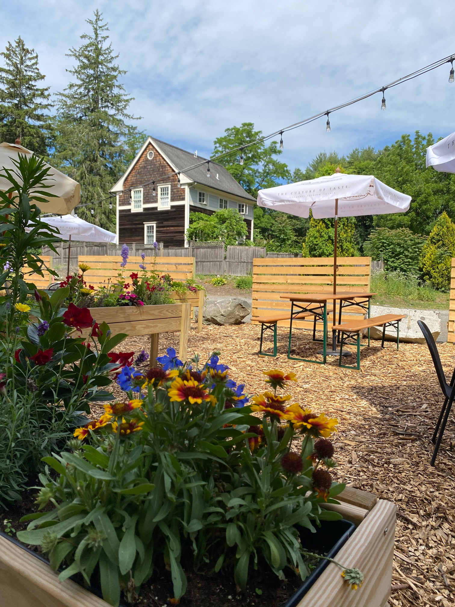 The Beer Garden - Private Event Venue