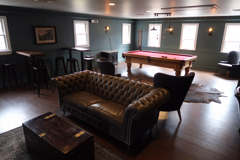 Mark Twain Lounge - Private Floor