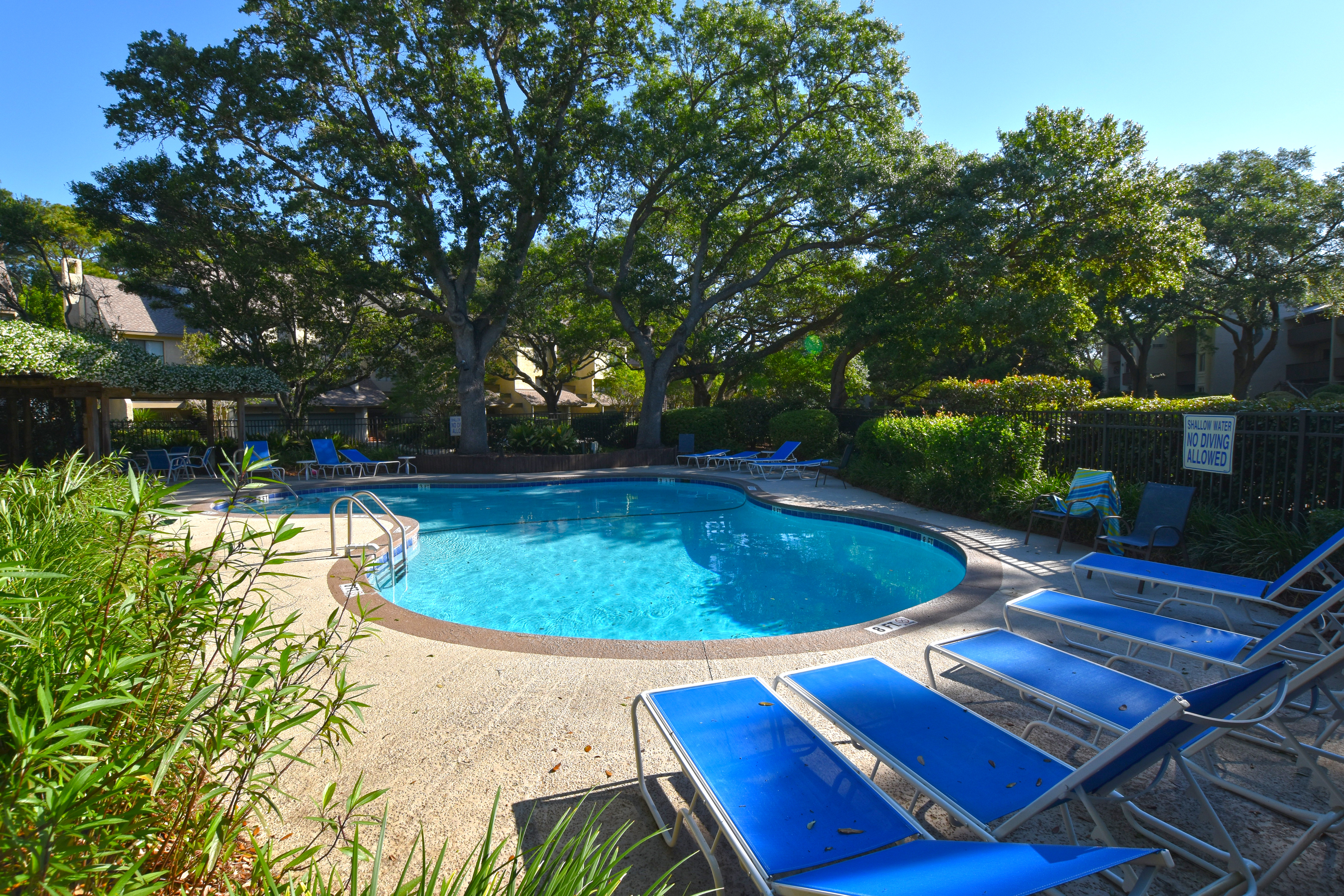 sound villas pool