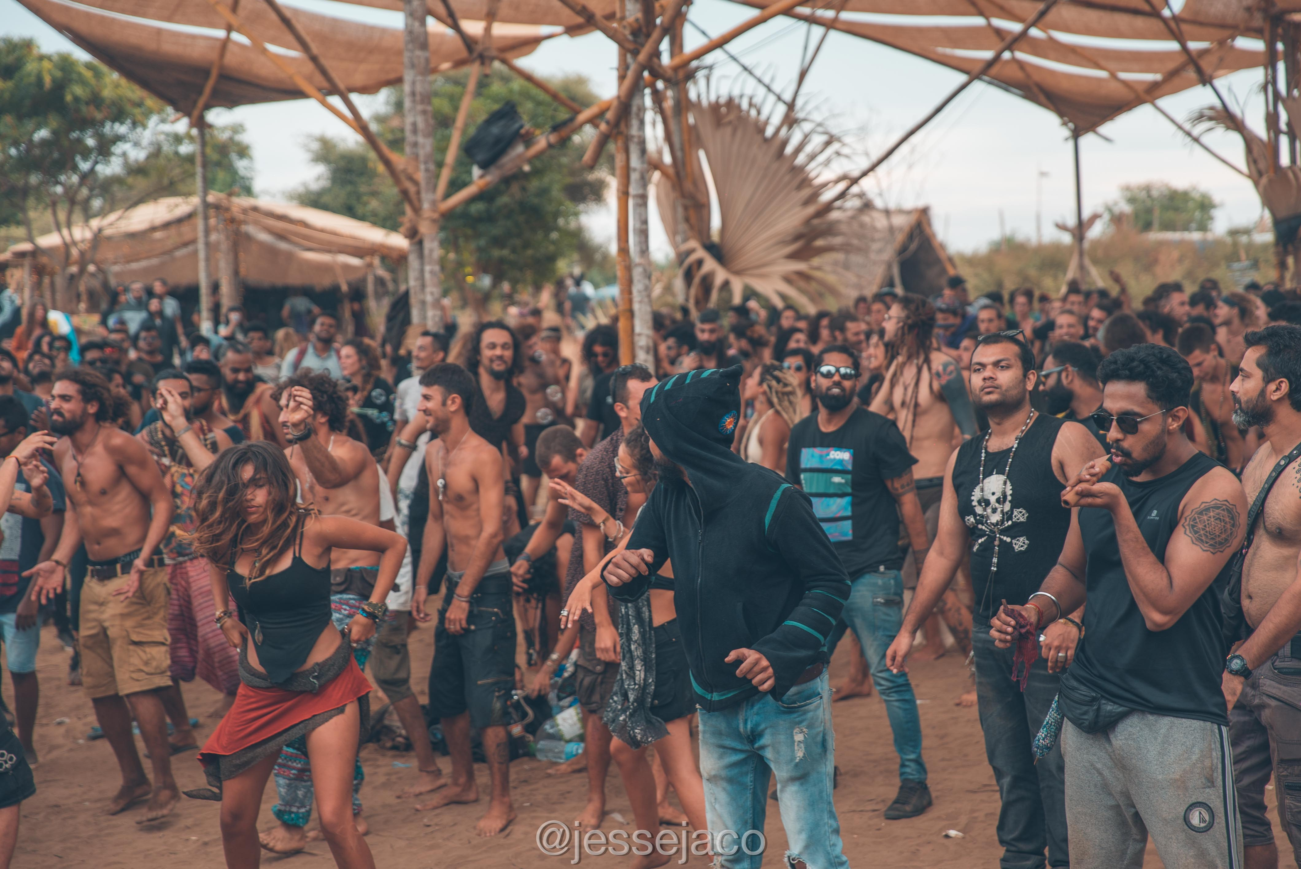ATMAN 2019 UVLAB - Dance Floor 3