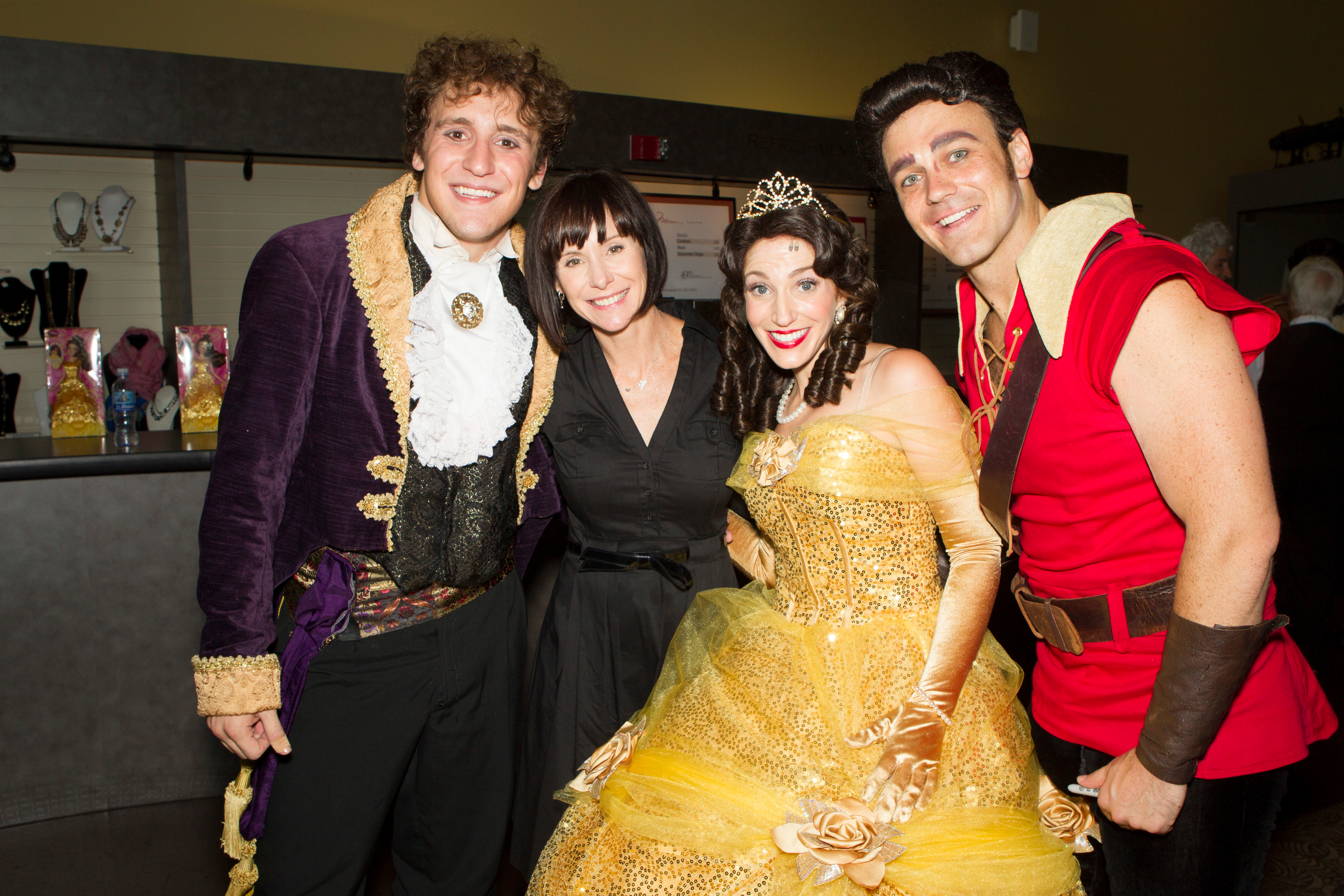 Beauty And The Beast with Susan Egan
