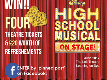 High School Musical On Stage! comes to Leamington this June 2017