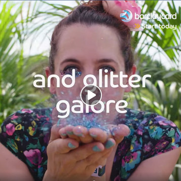BST Hyde Park gets Eco Glittered by Eco Glitter Fun!