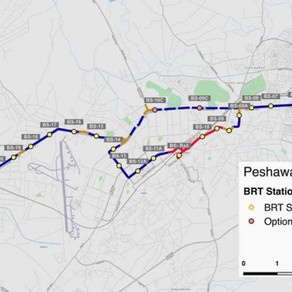 Project: ttc deliver Peshawar BRT System alongside International Consultancy Team