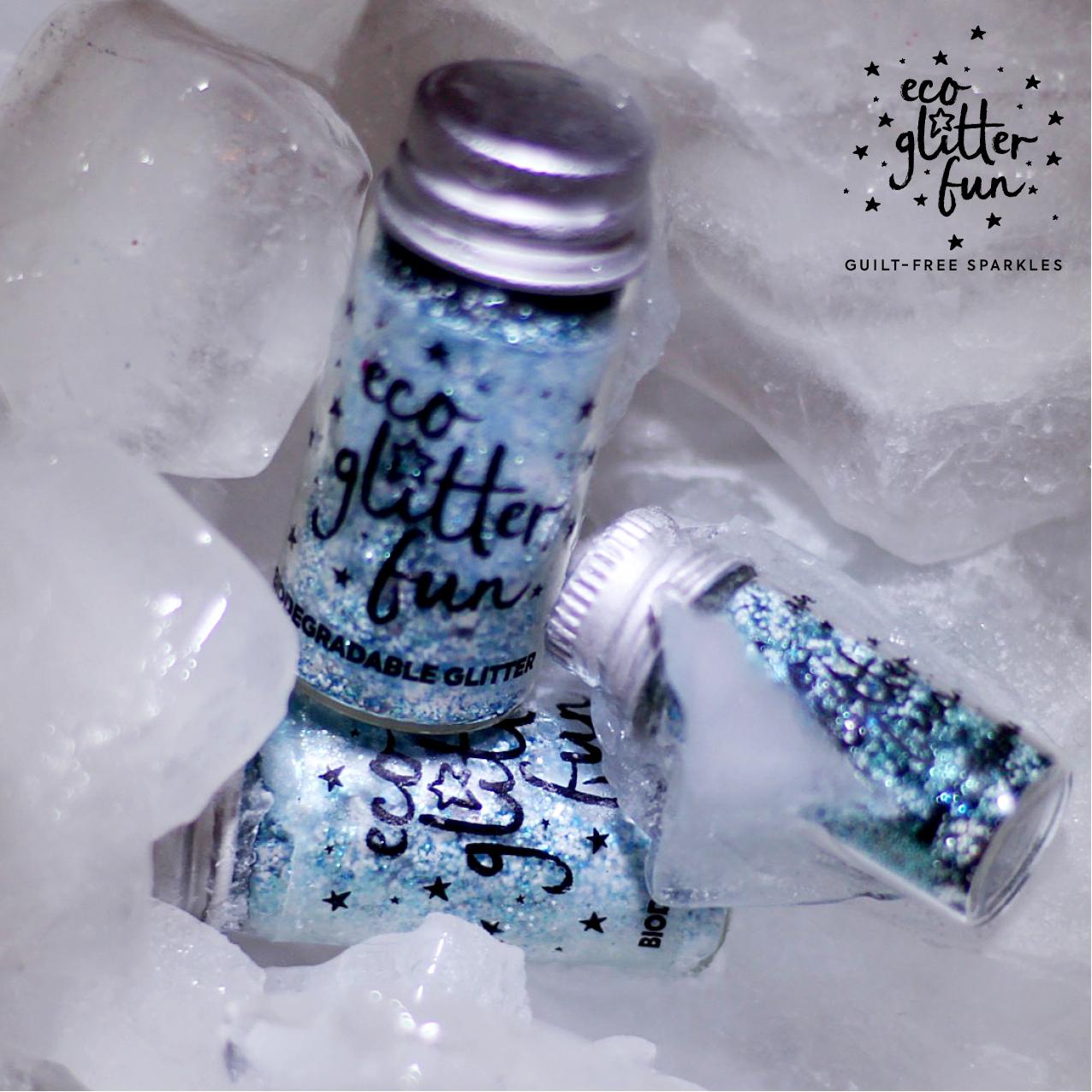 Frozen blend of BioGlitter