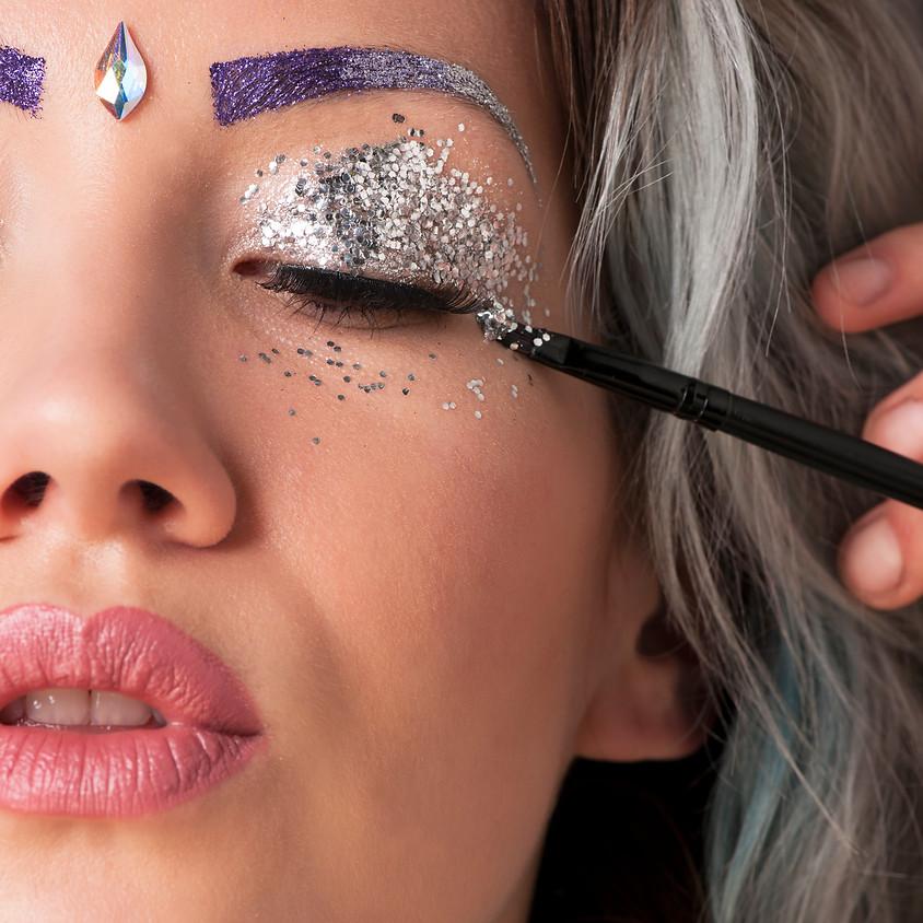 Glitter Makeup Artist Training Course  September
