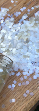 Pearl white Bioglitter® PURE