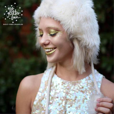 Amalia-Gold-Glitter-Eyes4_EcoGlitterFun.