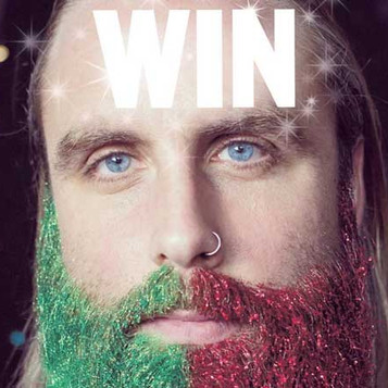 Brothers Toffee Apple Cider & Beards & Braids Glitter kit up for grabs