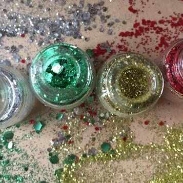 Christmas craft ideas from Eco Glitter Fun
