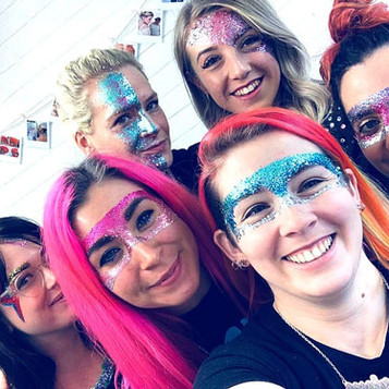 Glitter Makeup Artist Training Course dates announced for 2019