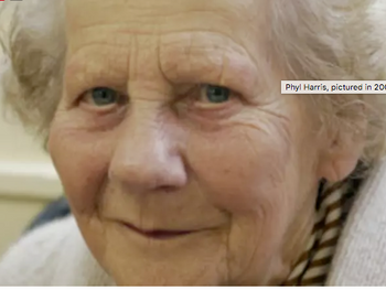 Phyl Harris our founder and patron - obituary