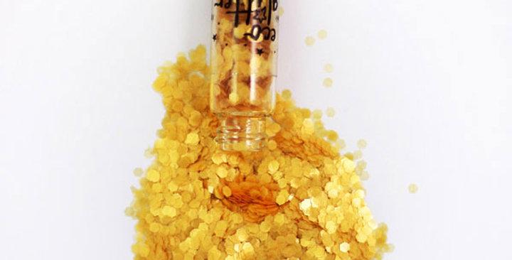 Citrine gold uber chunky Bioglitter® PURE