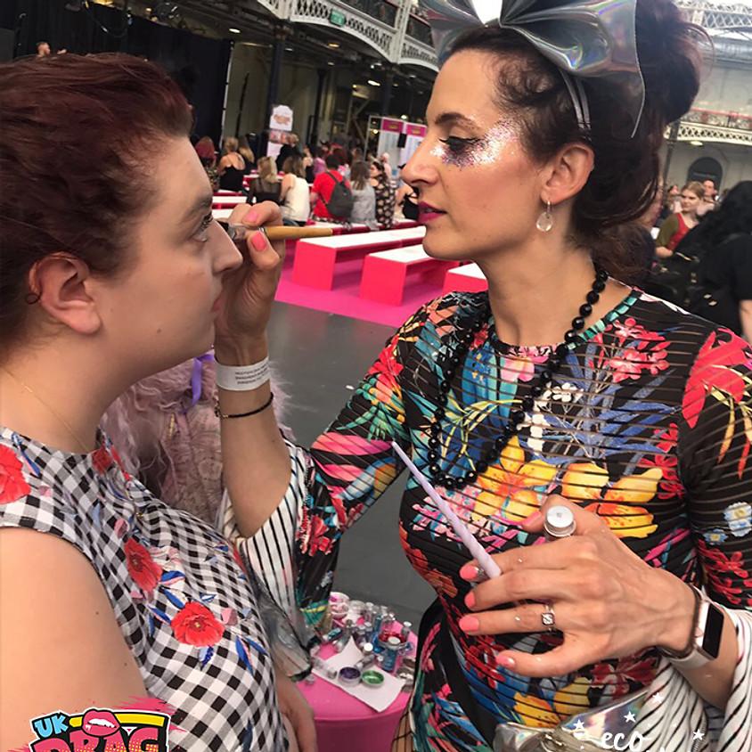 Glitter Makeup Artist Training Course