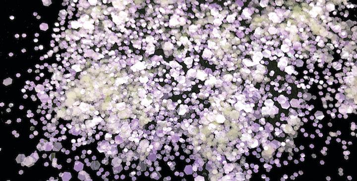 Rosa Blend of Bioglitter® PURE OPAL