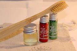Christmas Glitter Beard set - Biodegradable glitter - face-body-hair - ecoglitterfun1