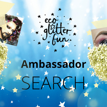 Fancy becoming an Eco Glitter Fun Ambassador?