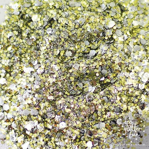Biodegradable Glitter - Eco Glitter Fun