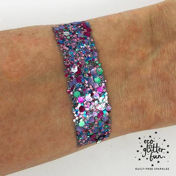 NEW Lollipop glitter blend, our tasty new addition for festival season