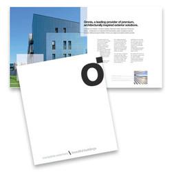 Omnis Brochure Design