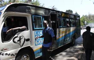 Nairobi Bus Rapid Transit (BRT) system