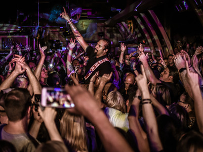 Michael Franti & Spearhead - Love Out Loud Tour @ Belly Up
