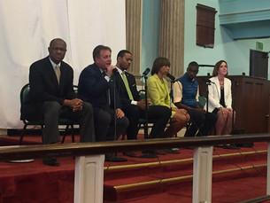 Candidates Speak on Ex-Offender Issues