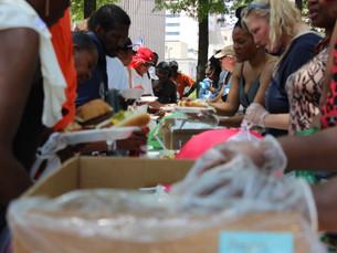 Feeding Baltimore's Homeless