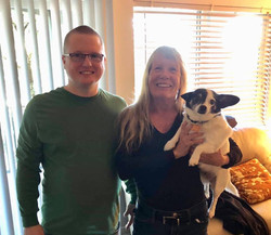 Izzy Adopted 2/5/19.