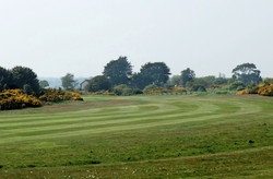 8th Fairway and Green