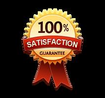Satisfaction Gaurantee