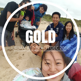 Urban Rec Beach - Gold - Dec 2016