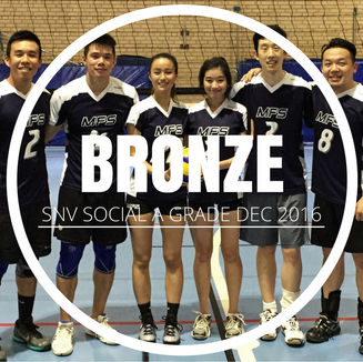 SNV Social A - Bronze - Dec 2016