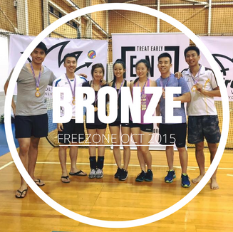Freezone - Bronze - Oct 2015