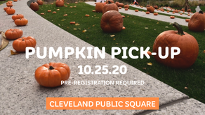 Pumpkin Pick-Up in The Square